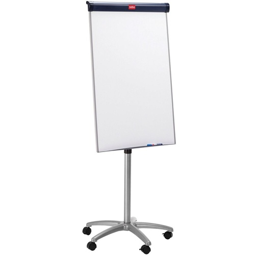 NOBO BARRACUDA MOBILE EASEL Silver 1000 x 675 mm