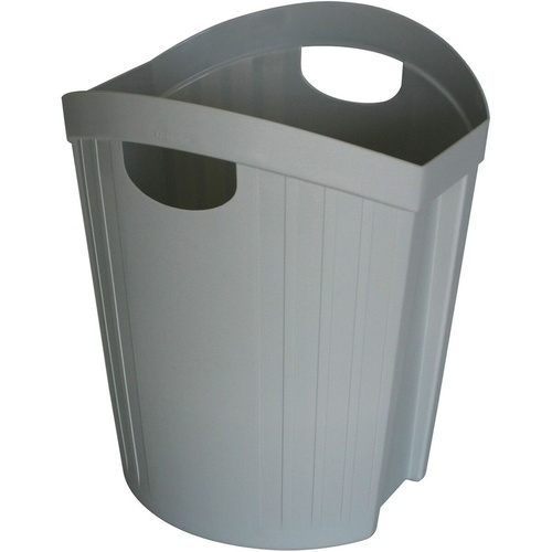 NOUVEAU WASTE BIN 15L Dove Grey