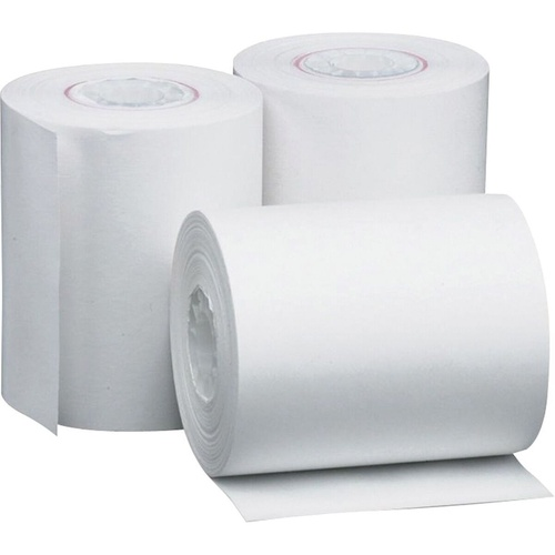 MARBIG CASH REGISTER ROLLS Thermal White 80 x 80 x 11.5mm Pack of 4