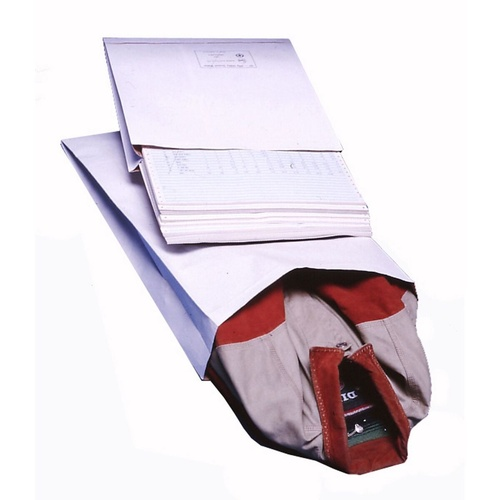 JIFFY G1 GUSSETTED BAG 405mm x 405mm x 75mm