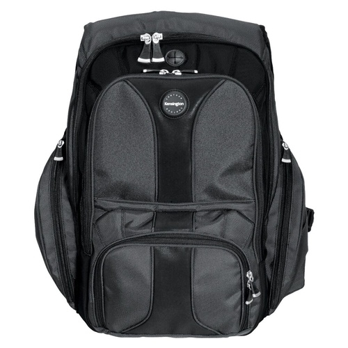 KENSINGTON COMPUTER BAG Contour Backpack Black 43.2cm