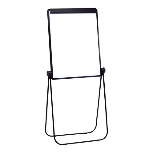 NOBO WHITEBOARD EASEL Reversable Tilt BLACK