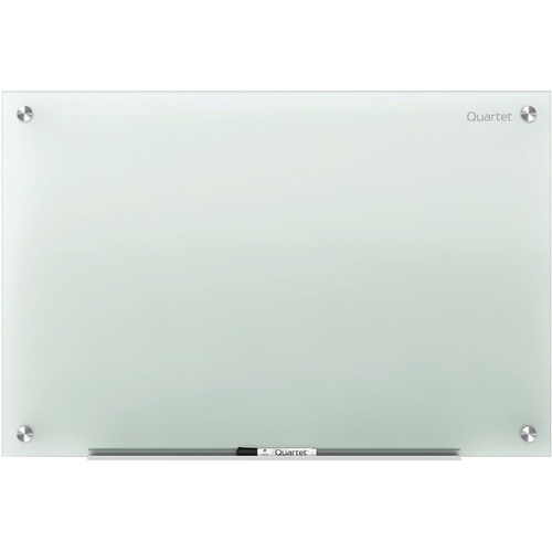 QUARTET INFINITY GLASS BOARD 1200x915mm Frosted