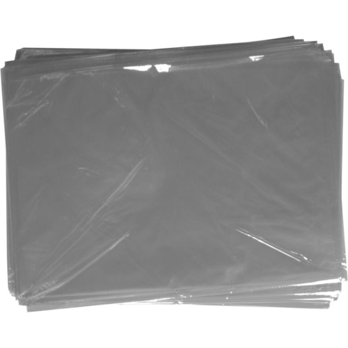 RAINBOW Cellophane 750mm x 1m Clear Pack of 25 Sheets