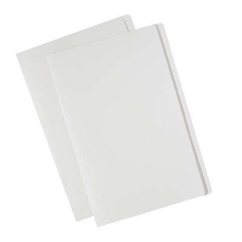 AVERY 88155 Matt White Foolscap Manilla Folder 355mm x 241mm 250 g/m2 Pack of 10