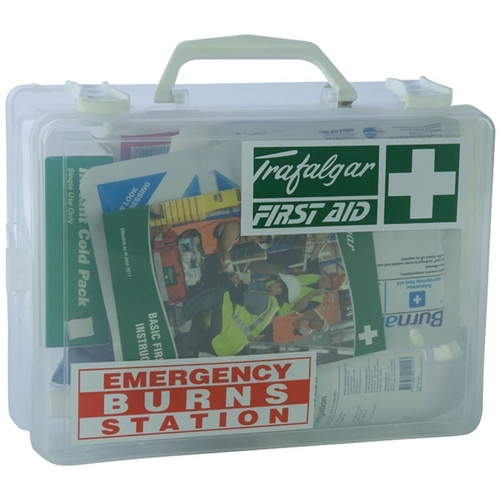 TRAFALGAR BURNS STATION Emergency Kit - Wallmountable
