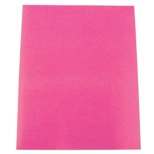 CUMBERLAND COLOURFUL DAYS CARDBOARD A3 200gsm Hot Pink Pack of 50