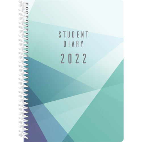 2020 DEBDEN STUDENT DIARY A5 Week To View Spiral Bound