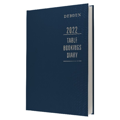 2020 COLLINS DEBDEN TABLE BOOKINGS DIARY A4 2 Pages Per Day