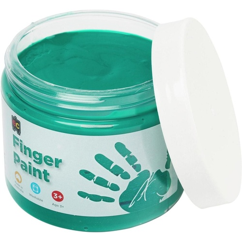 EC FINGER PAINT 250ml Green
