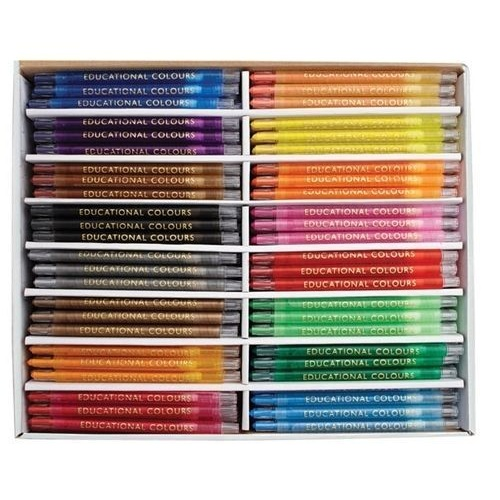 EC TWIST IT CRAYONS School Pack ( Pack of 240 )