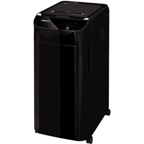 FELLOWES AUTOMAX 350C SHREDDER Cross-Cut 4mm x 38mm 350 Sheet