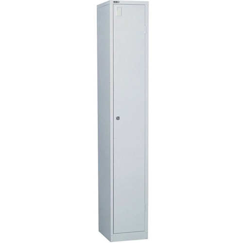 STEEL STORAGE LOCKER 380 Wide Single Door