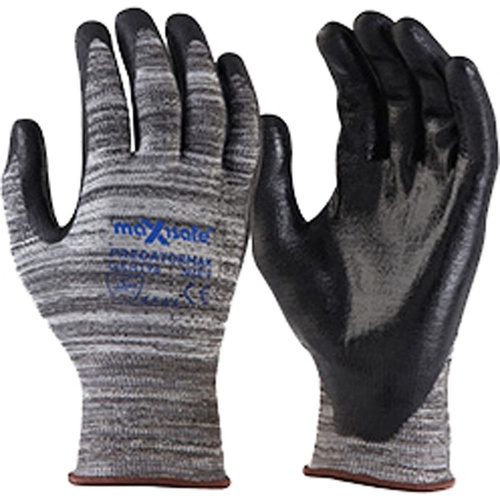 MAXISAFE CUT RESISTANT GLOVES G-Force HiCut Safety Glove