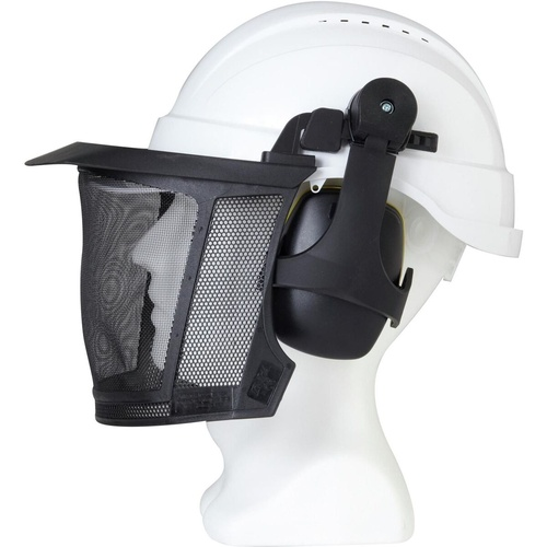 MAXISAFE HARD HAT ACCESSORIES Professional Forestry Kit