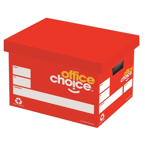 OFFICE CHOICE ARCHIVE BOX 305Wx260Hx400L