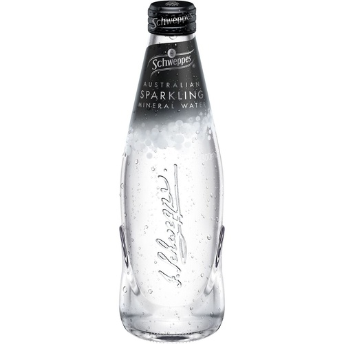 SCHWEPPES SPARKLING Mineral Water 300ml