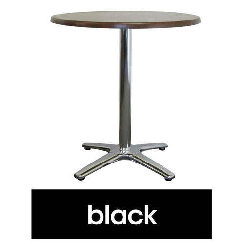 WERZATEC ROMA GENTAS TABLE 600mm Diameter Black