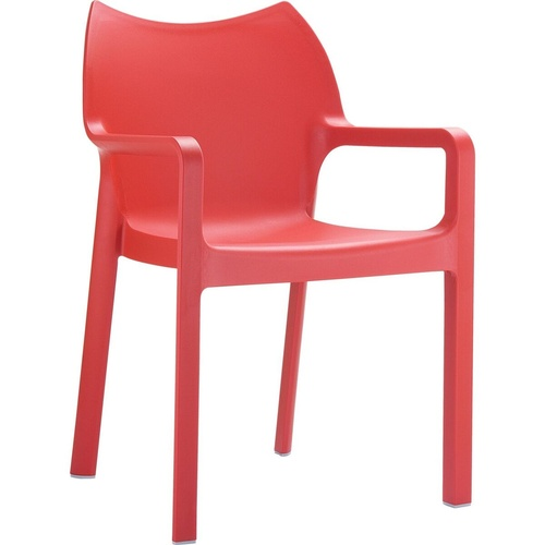 FURNLINK DIVA CHAIR Red