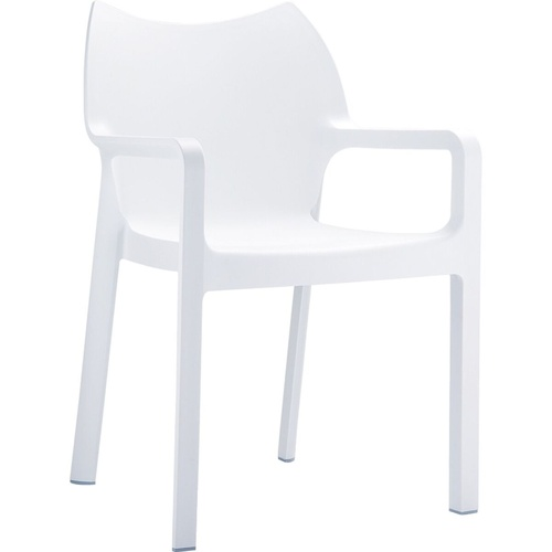 FURNLINK DIVA CHAIR White