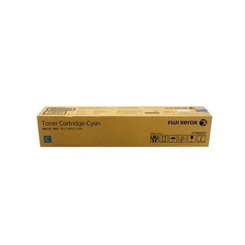 FUJI XEROX CT202353 GENUINE Toner Cartridge Cyan 11,000 pages